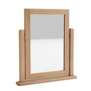 Ashurst Oak Ashurst Light Oak Trinket Mirror