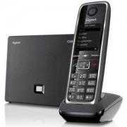 Безжичен DECT телефон Gigaset C530 IP, 1015120