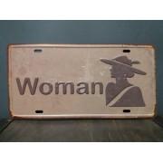 fém kép /woman/