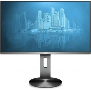 "Monitor AOC 23.8"", i2490PXQU, 1920x1080, LCD LED, IPS, 4ms, 178/178o, VGA, HDMI, DP, Lift, Pivot, Zvučnici, crna, 36mj"