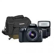 Canon Kit SLR EOS T6 Kit con Lente EF-S 18-55 +SPEEDLITEL 100+ Bolsa 100EG