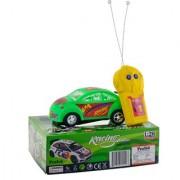 PraSid Remote Radio Control Car - Green