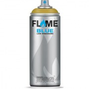 FLAME BLUE Beige Brown Spray Paint 400 ml