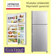Hitachi R-V470PRU3 (SLS) felülfagyasztós Full No-Frost hűtőszekrény
