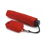 Faltbarer Regenschirm mit Einkaufstasche