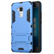 Bolsa Híbrida com Suporte Removível para Huawei Honor 5c, Honor 7 lite - Azul Bebé