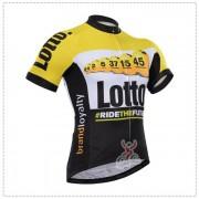 Maillot Ciclista Corto Lotto 2019