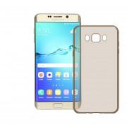 Funda Para Samsung G928 Galaxy S6 Edge Plus Silicon TPU - Humo
