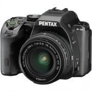 Pentax K-S2 + 18-50mm F/4.0-5.6 WR - NERO - 2 Anni Di Garanzia