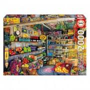 Educa Zöldségbolt puzzle, 2000 darabos