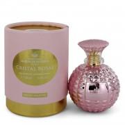 Marina De Bourbon Cristal Rosae by Marina De Bourbon Eau De Parfum Spray 3.4 oz