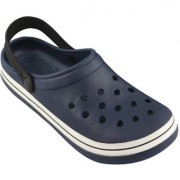 Azotic Blue Eva Clogs For Men