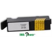 Inkpower Generic for Hp No 655 Black Ink