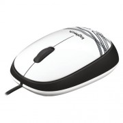 Logitech M105 Mouse 1000 Dpi White