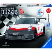 Puzzle 3D Porsche GT3 Cup Ravensburger 108 piese
