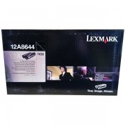 Lexmark 12A8644 toner negro