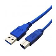 Astrum UB318 USB 3.0 A-B 1.8M Printer Cable