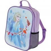 Disney Lilapaarse Frozen 2 rugtas/rugzak Elsa 21 x 27 cm voor meisjes