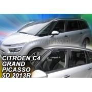 Paravanturi Geam Autouri auto Citroen C4 Grand Picasso 2013- ( Marca Heko - set FATA + SPATE )