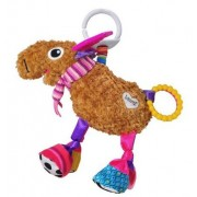 Game / Play Muffin the Moose Lamaze Play & Grow, Moose, developmental, soft, baby, push, along, toys, teething Toy / Child / Kid