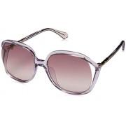Kate Spade Gafas de sol para Mujer, Violet, 58 mm