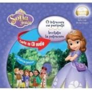 Sofia Intai + CD audio format mic - O intrecere cu peripetii. Invitatie la petrecere