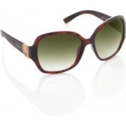 Pepe Jeans Over-sized Sunglasses(Green)