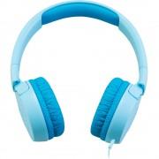 Casti Audio JR300 On-Ear Pentru Copii Albastru JBL