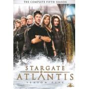Stargate Atlantis: Season Five [5 Discs] [DVD]