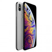 Apple Smartphone iPhone XS MAX Plata 64GB Telcel Prepago