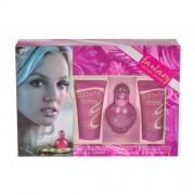 Britney Spears Fantasy подаръчен комплект EDP 30 ml + душ гел 50 ml + крем за тяло 50 ml за жени