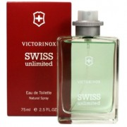 Swiss Army Unlimited eau de toilette para hombre 75 ml