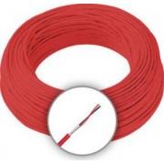 Tűzjelző kábel 2x0.75 Sodrott erezetű Réz