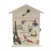 Dulap pentru chei - model Paris turnul Eiffel
