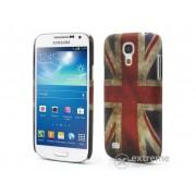 Husa din plastic Gigapack pentru Samsung Galaxy S4 mini (GT-I9190), model drapel