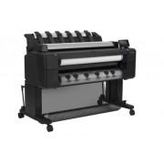 """HP DesignJet T2530 - 36"""" multifunktionsskrivare - färg"""