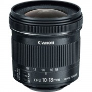 Canon EF-S 10-18mm Obiectiv Foto DSLR F/4.5-5.6 IS STM