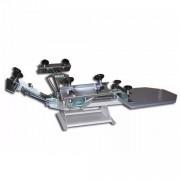 Impressora rotativa com um berço e quatro garras sem gabinete Metal Printer