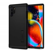 Spigen Slim Armor Samsung Galaxy Note 10+ Black tok, fekete
