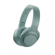 Sony WHH900N Cuffie Over-Hear Stereo Bluetooth Digital Noise Cancelling Hi-Res Audio Controllo Touch con Microfono Integrato Verde