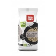 Mix de orez brun si orez salbatic bio 500g