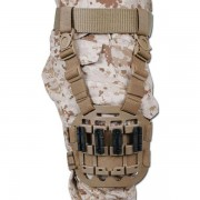 Blackhawk Modular Drop Leg Plattform coyote