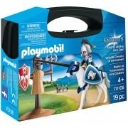 Playmobil Maletin - Entrenamiento De Caballero - 70106