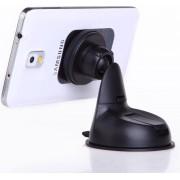 Universele Magneet Autohouder - voor o.a. iPhone 6 / 6 Plus / 5 / 5S / 4 / 4S, Samsung Galaxy S2 / S3 / S4 / S5 (Mini) / S6 / Advance, Huawei, HTC etc.