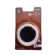 Forever Blister filtru+garnituri silicon Moka inox 2 cesti
