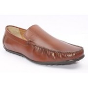 San Frissco Casual Loafer For Mens Loafers For Men(Brown)