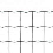 vidaXL Euro gaas 25 x 1,2 m / maaswijdte 100 x 100 mm