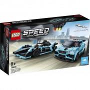LEGO 76898 - Formula E Panasonic Jaguar Racing GEN2 car & Jaguar I-PACE eTROPHY