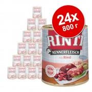 Икономична опаковка RINTI Kennerfleisch 24 x 800 г - конско