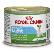 Royal Canin Mini Adult Light conservă 24 x 195 g
